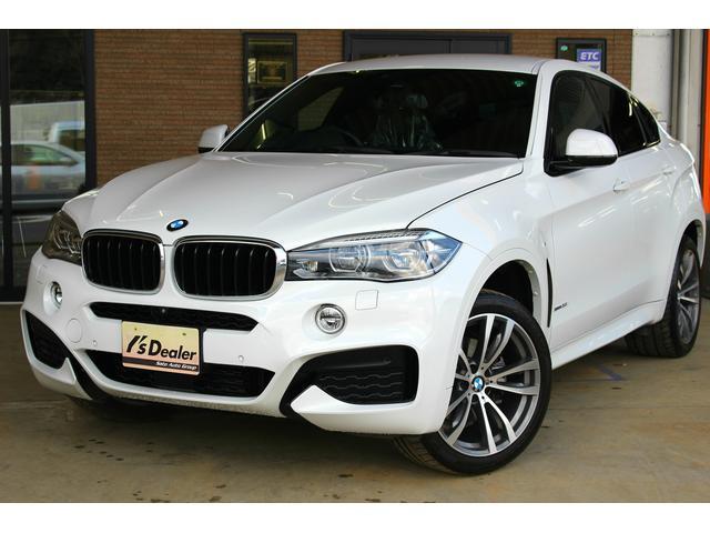 BMW xDrive 35i Mスポーツ 4WD