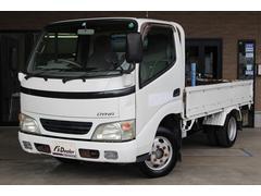 ダイナトラックタダノ 簡易クレーン 荷重490kg ワンオーナー
