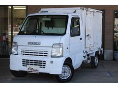 キャリイトラック冷凍冷蔵車