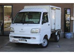 ハイゼットトラック冷凍冷蔵車 5速MT