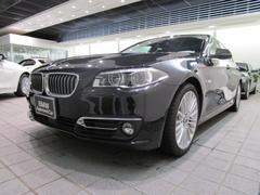 BMWアクティブハイブリッド5 ラグジュアリー サンルーフ黒レザー
