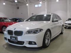 BMW535iツーリング Mスポーツ 液晶メータ−ACCサンルーフ
