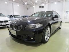 BMW523dツーリング Mスポーツ HDDナビ ACC
