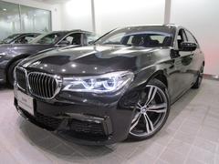 BMW740i Mスポーツ モカレザー 20インチ