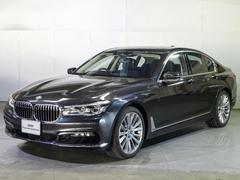 BMW740iプラスPKG リモートパーキング 20インチ