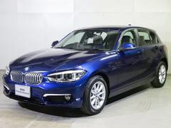 BMW118i スタイル 衝突軽減 バックカメラ HDDナビ