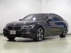 BMW740i Mスポーツ 20インチ サンルーフ