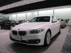 BMW528iラグジュアリー ACC レーンチェンジ衝突軽減