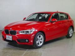 BMW118d スポーツ 衝突軽減 パーキングPKG HDDナビ