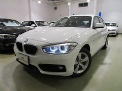 BMW118d スポーツ バックカメラ コンフォートPKG ナビ