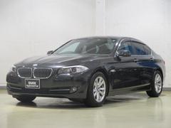 BMW523dハイラインPKG HDDナビ ブラックレザー