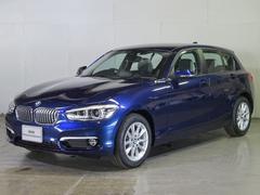 BMW118d スタイル HDDナビ バックカメラ