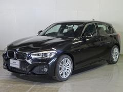 BMW118d Mスポーツ HDDナビ ETC パーキングサポート