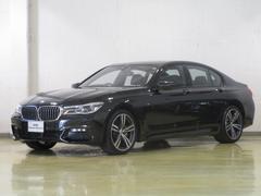 BMW740i Mスポーツ サンルーフ ブラックレザー