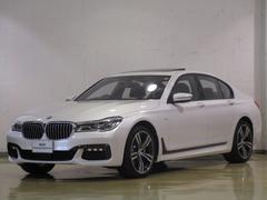 BMW740i Mスポーツ トップビューカメラ サポート対象