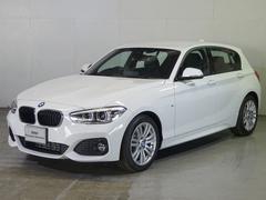 BMW118i Mスポーツ バックカメラ LEDヘッドライト