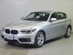 BMW118d スポーツ HDDナビ 衝突軽減ブレーキ 認定中古車