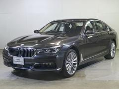 BMW740i プラス・コンフォートパッケージ 20インチアロイ