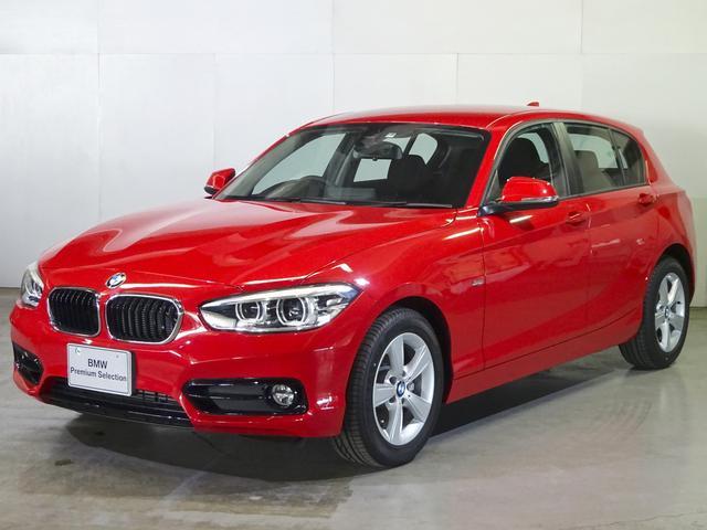 BMW 118i スポーツ LEDヘッドライト レーンアシスト