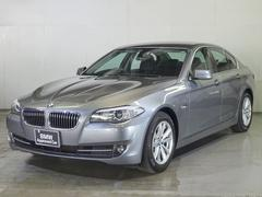 BMW523i ハイラインパッケージ ブラックレザー 全国保証付