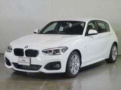 BMW118i Mスポーツ バックカメラ LED BSI サポート