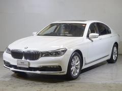 BMW740i ガラスサンルーム・ACC・純正HDDナビ・全国保証
