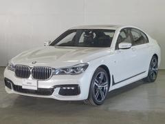 BMW740i Mスポーツ レーザーライト・ACC・純正HDDナビ