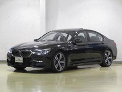 BMW740i Mスポーツ リアモニター 20インチアロイホイール