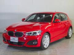 BMW118d Mスポーツ 純正HDDナビ・ACC・全国保証