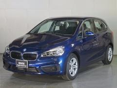 BMW218iアクティブツアラー 純正HDDナビ・ETC・全国保証
