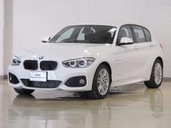 BMW118i Mスポーツ LEDフォグ BSI加入済 全国保証