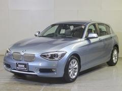 BMW116i スタイル 純正HDDナビ・ETC・全国保証