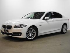 BMW523iラグジュアリー 全国1年保証 18AW クルコン