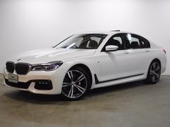BMW740i Mスポーツ 全国2年保証 20AW SR パドル