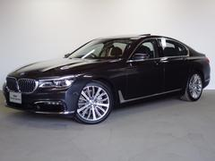BMW740i 全国2年保証 弊社社有車 ガラスSR LED