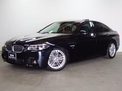 BMW528i MスポーツLHD 全国1年保証 SRACC LED