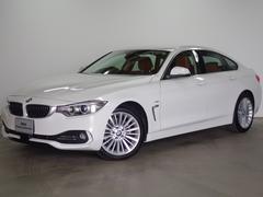 BMW420iグランクーペ ラグジュアリーLCI 18AW ACC