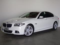BMW523d Mスポーツ ザ・ピーク 全国180台限定車