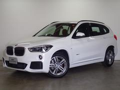 BMW X1sDrive 18i Mスポーツ 18AW キセノン AUX