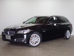 BMW523dツーリング ラグジュアリー 18AW ACC AUX