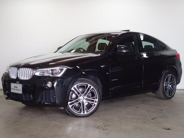 BMW xDrive 35i Mスポーツ LED SR ACC