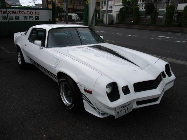 シボレー シボレーカマロ Z28 ディーラー車 V8 5.7リッタ...