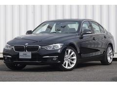 BMW330eLUX黒革PサポACCクルコンHUD自動縦列18AW