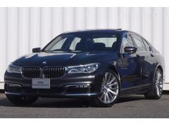 BMW740リモート駐車リアコンォートPKプラスPK20インチAW