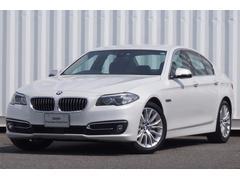 BMW523LXY黒革ACC後方警告ナビテレビBカメラ黒革18AW