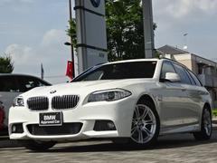BMW523dTMスポーツサンルーフナビTVカメラウッド1オナ禁煙