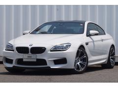 BMW M6後期コンフォートPKG黒革ACCベンチLEDワンオーナー禁煙