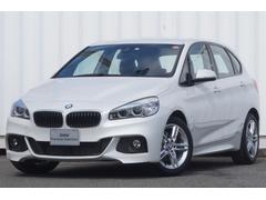 BMW218Mスポーツ2017年モデル純正ナビETCエアロ17AW