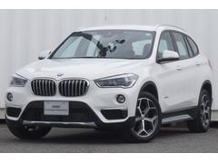BMW X1xドライブ18dxライン4WDコンPK黒半革18AW自動縦列