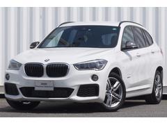 BMW X1xドライブ20Mスポ黒革ACC縦列駐車HUDコンPアドバンス